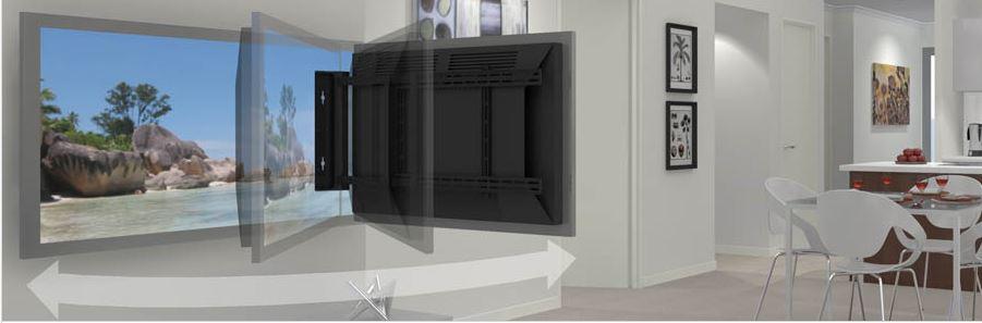 Motorized Horisantal LCD Lift